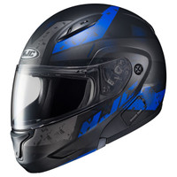 HJC CL-MAX II Friction Modular Helmet Blue