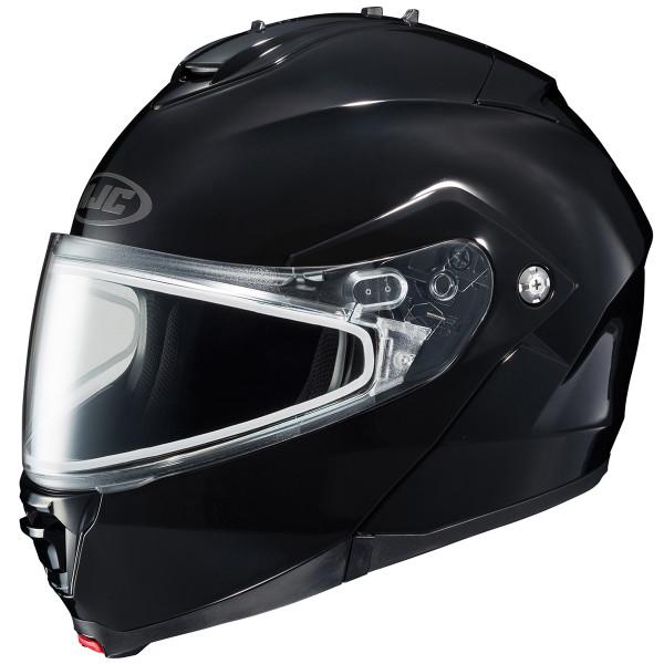 HJC IS-MAX II Dual Lens Helmet Black