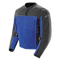 Joe Rocket Velocity Mesh Textile Jacket Blue