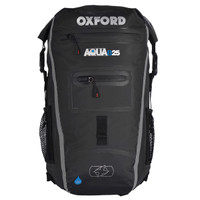 Oxford Aqua B-25 Backpack Black