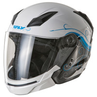 Fly Tourist Cirrus Helmet Blue