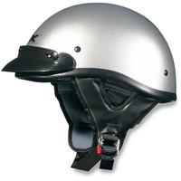 AFX FX 70 Beanie Silver Helmet