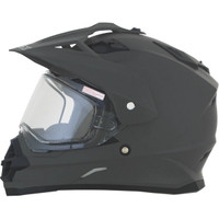 AFX FX-39DS-SE Snow Helmet Gray