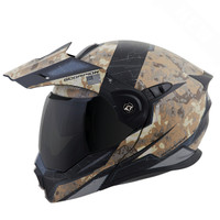 Scorpion EXO-AT950 Battleflage Dual Sport Helmet 1