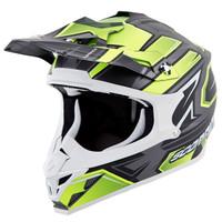 Scorpion VX-35 Finnex Helmet Yellow