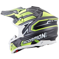 Scorpion VX-35 Finnex Helmet 2