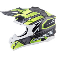 Scorpion VX-35 Finnex Helmet 4