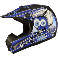 GMax Youth GM46.2 Superstar Helmet Blue