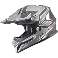GMax MX86 Step Helmet White