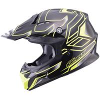 GMax MX86 Step Helmet Yellow