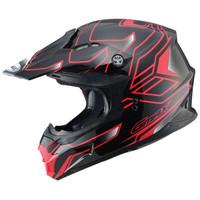 GMax MX86 Step Helmet Red