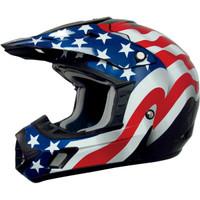 AFX FX-17 Freedom Helmet Black