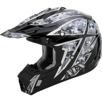 AFX FX-17 Urban Camo Helmet Black