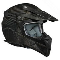 Vega Stealth Flyte Carbon Fiber Off Road Helmet