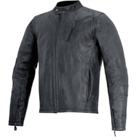 Alpinestars Monty Leather Jacket Black