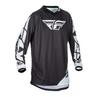Fly Racing Youth Universal Jersey Black