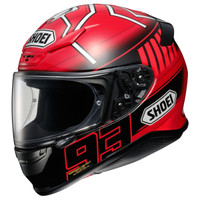Shoei RF-1200 Marquez Series 3 Helmet 1
