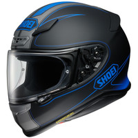 Shoei RF-1200 Flagger Helmet Blue