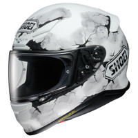 Shoei RF-1200 Ruts Helmet White