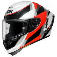 Shoei X-14 Rainey Helmet 1