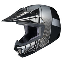 HJC CL-XY 2 Cross-Up Youth Helmet Black