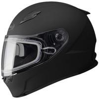 GMax FF49 Sektor Snow Helmet Flat Black