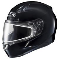 HJC CL-17 Dual Lens Frameless Helmet Black