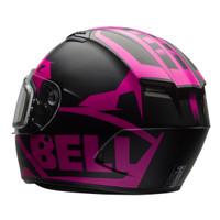 Bell Women's Qualifier Momentum Snow Helmet Electric Shield 5