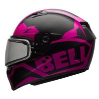 Bell Women's Qualifier Momentum Snow Helmet with Dual Shield 4