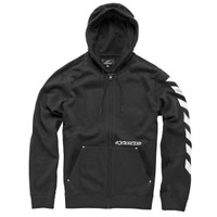 Alpinestars Debrief Fleece Hoody Black
