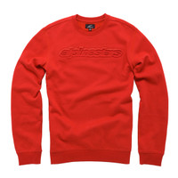 Alpinestars Recognize Hoody Red