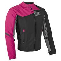 Speed & Strength Women's Back Lash Jacket Pink