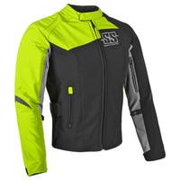 Speed & Strength Women's Back Lash Jacket Hi Viz Front Side