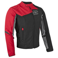 Speed & Strength Women's Back Lash Jacket Red