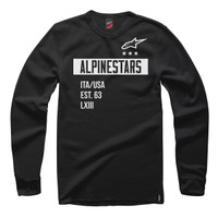 Alpinestars Valiant Crew Fleece Hoody