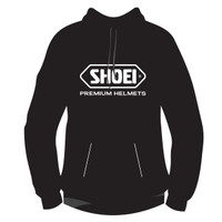Shoei Logo Hoody Black