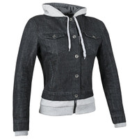Speed & Strength Women's Fast Times Jacket Gray