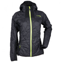 Divas Snow Gear Women's Fleece Jacket Black