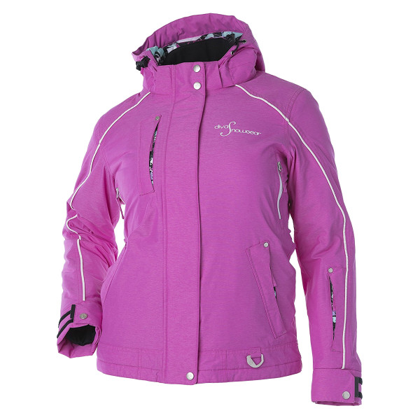 Divas Snow Gear Women's Lily Collection Jacket Main View