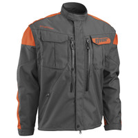 Thor Phase Textile Jacket Orange