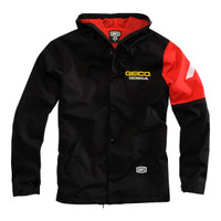 100% Team Geico Honda Flux Jacket Main View