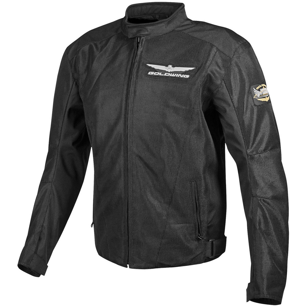 Honda Collection Gold Wing Mesh Touring Jacket Black ...