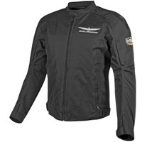 Honda Collection Gold Wing Textile Touring Jacket Black