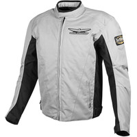 Honda Collection Gold Wing Textile Touring Jacket Gray