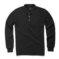 Alpinestars Cafe Long Sleeve Polo Black