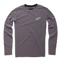 Alpinestars Launch Long Sleeve Knit Tee Gray