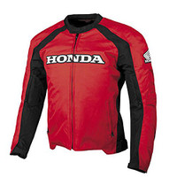 Honda Collection Supersport Textile Jacket Red