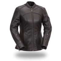 First Classics FC Milled Cowhide Ladies Jacket