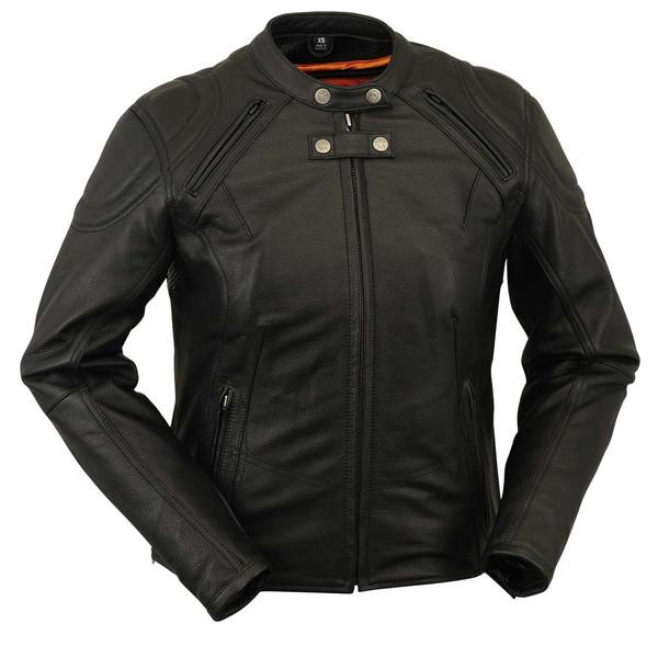 First Classics FC Prima Ladies Leather Jacket