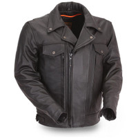 First Classics Men's Mastermind Utility Cruising jacket